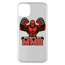 Чохол для iPhone 11 Pro MMA Fighter 2