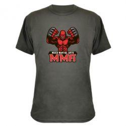 Камуфляжна футболка MMA Fighter 2