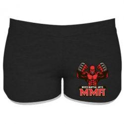Жіночі шорти MMA Fighter 2