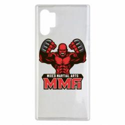 Чохол для Samsung Note 10 Plus MMA Fighter 2