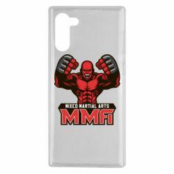 Чохол для Samsung Note 10 MMA Fighter 2
