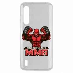 Чохол для Xiaomi Mi9 Lite MMA Fighter 2