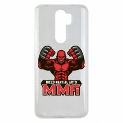 Чохол для Xiaomi Redmi Note 8 Pro MMA Fighter 2
