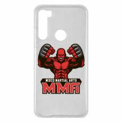Чохол для Xiaomi Redmi Note 8 MMA Fighter 2