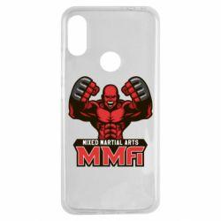 Чохол для Xiaomi Redmi Note 7 MMA Fighter 2