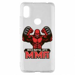 Чохол для Xiaomi Redmi S2 MMA Fighter 2