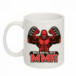 Кружка 320ml MMA Fighter 2