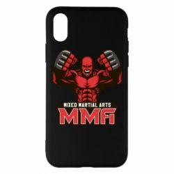 Чохол для iPhone X/Xs MMA Fighter 2