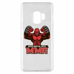 Чохол для Samsung S9 MMA Fighter 2