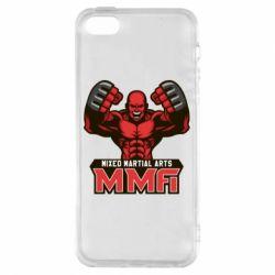 Чохол для iphone 5/5S/SE MMA Fighter 2