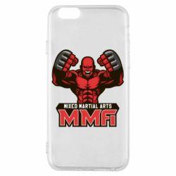 Чохол для iPhone 6/6S MMA Fighter 2