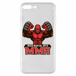 Чохол для iPhone 8 Plus MMA Fighter 2