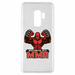 Чохол для Samsung S9+ MMA Fighter 2