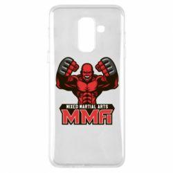Чохол для Samsung A6+ 2018 MMA Fighter 2