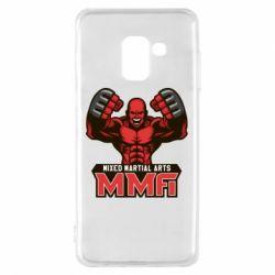 Чохол для Samsung A8 2018 MMA Fighter 2