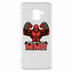 Чохол для Samsung A8+ 2018 MMA Fighter 2