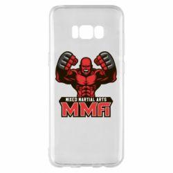 Чохол для Samsung S8+ MMA Fighter 2
