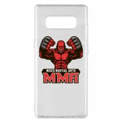 Чохол для Samsung Note 8 MMA Fighter 2
