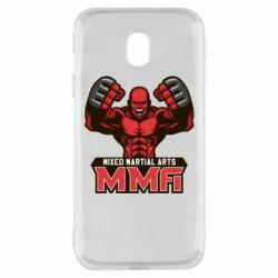 Чохол для Samsung J3 2017 MMA Fighter 2