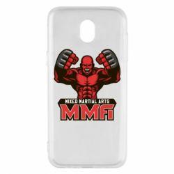Чохол для Samsung J5 2017 MMA Fighter 2