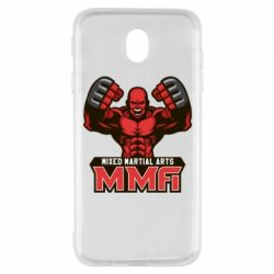 Чохол для Samsung J7 2017 MMA Fighter 2