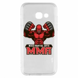 Чохол для Samsung A3 2017 MMA Fighter 2