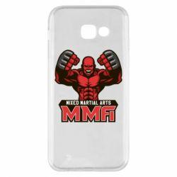 Чохол для Samsung A5 2017 MMA Fighter 2