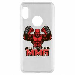 Чохол для Xiaomi Redmi Note 5 MMA Fighter 2