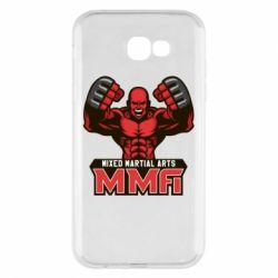 Чохол для Samsung A7 2017 MMA Fighter 2