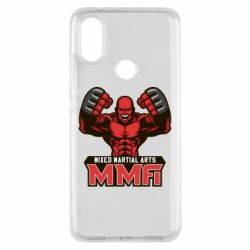 Чохол для Xiaomi Mi A2 MMA Fighter 2