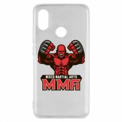 Чохол для Xiaomi Mi8 MMA Fighter 2