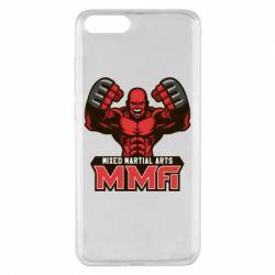 Чохол для Xiaomi Mi Note 3 MMA Fighter 2