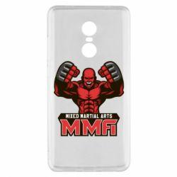 Чохол для Xiaomi Redmi Note 4x MMA Fighter 2