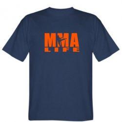 Мужская футболка MMA Life - FatLine