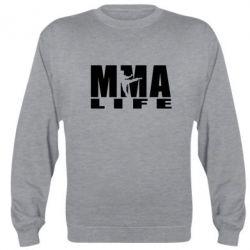 Реглан (свитшот) MMA Life - FatLine