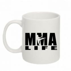 Кружка 320ml MMA Life