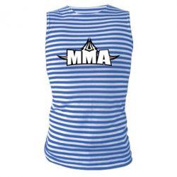 Майка-тельняшка MMA Pattern - FatLine