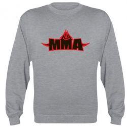 Реглан (свитшот) MMA Pattern - FatLine