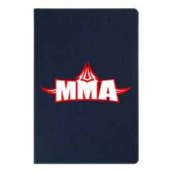 Блокнот А5 MMA Pattern