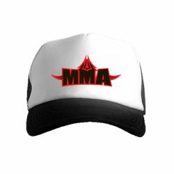Дитяча кепка-тракер MMA Pattern