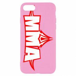 Чохол для iPhone 8 MMA Pattern