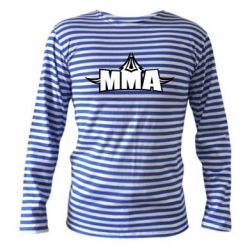 Тельняшка с длинным рукавом MMA Pattern - FatLine