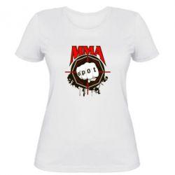 Женская футболка MMA Spot