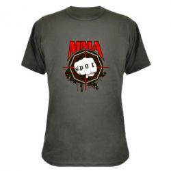 Камуфляжная футболка MMA Spot - FatLine