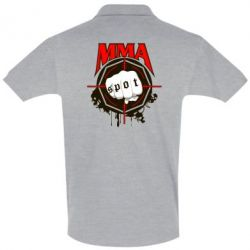 Футболка Поло MMA Spot - FatLine