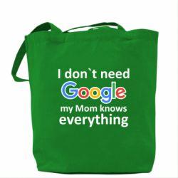Сумка Мне не нужен гугл 2
