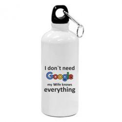 Фляга Мені не потрібен гугл