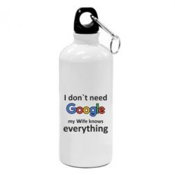 Фляга Мне не нужен гугл