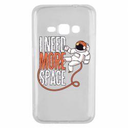 Чехол для Samsung J1 2016 Мне нужно больше космоса
