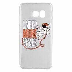 Чехол для Samsung S6 EDGE Мне нужно больше космоса